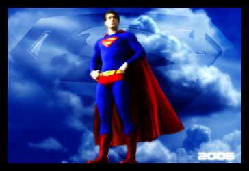 Superman Returns Poster by kftapout