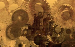 Steampunk Wallpaper 1 by kingjules71