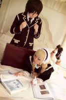 GOSICK : Are you listening? by HapiFello