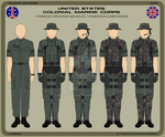 USCMC Force Recon Uniform
