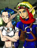 Jak II - Not What You Think by nashidesei