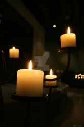 Candles by stephannie-moran