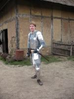 Plate armor with leggings by Ayedail