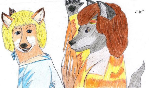 Blades of Glory_Fox Wolf by Blades-of-Glory