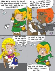 Zelda OoT Comic 125 by Dilly-Oh