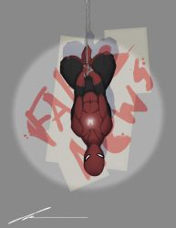 Spider-Man vs The Daily Bugle by MrGreenlight