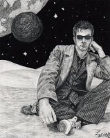 10th doctor, planet by Lorien79