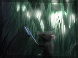 Mouse by crow559