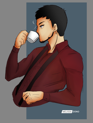 Coffee by melissa-dono