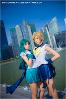 Sailor Moon Super S 01 by shuichimeryl