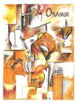Orange by junglegrown