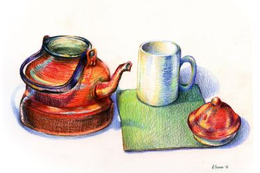 Another tea hour by Abi-and-Aiba