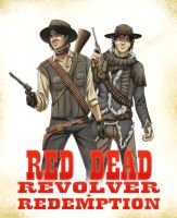 Red Dead Heroes by Aitia