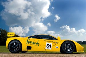 Harrods McLaren F1 by adamduckworth