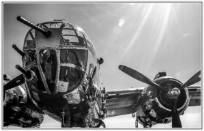 B-25J 'Panchito' #12 by Roger-Wilco-66