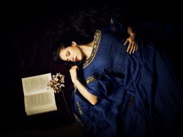 Medieval Blue 2 by Anariel-Stock