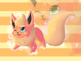 Flareon by andropov97