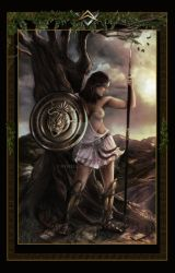 Athena by Rywell