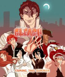 Bleach the Movie by Club-Bleach