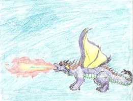 Behold the Power of Crayons. by tranquillitystar