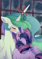 Happy Hearth's Warming! by VeraWitch
