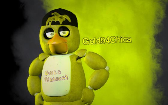 4 Gold94Chica by AndyDatRaginPurro