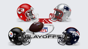 AFC Divisional Playoffs by Nivrag69
