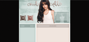 free design ft. Camila Cabello by designsbyroth