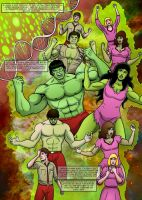 The Incredible Hulk: Red Alert Page 44 by MikeMcelwee