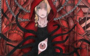 Little Red Riding Hood by ARii-CHANx3