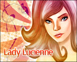 Lady Lucienne DeviantID by ladylucienne