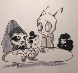 Tea party time by anonymousinvader24