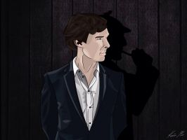 A Sherlock of the Past by makevart