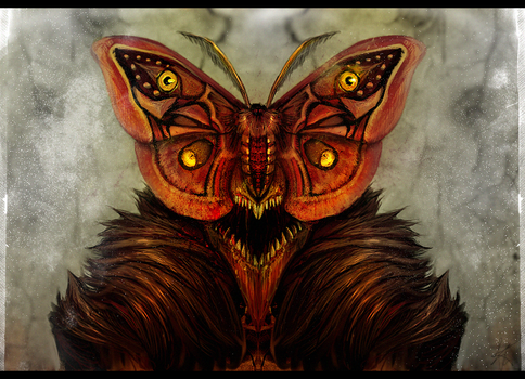 The Mothman Prophecy by Snook-8