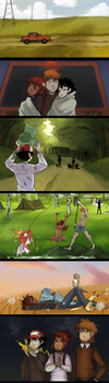 The Pokedex Project part 52 by Effsnares