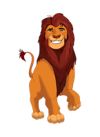 You're walking too slow...you need to MUFASA by mr-suavemente