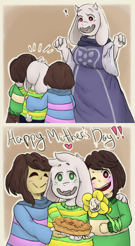 Happy Mother's Day! by DrFrogPhD