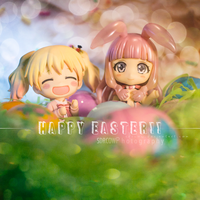 Happy Nendoroid Easter! by sdrcow