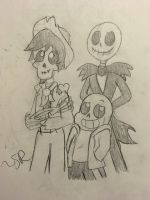 Skeleton Crew by JudgeChaos
