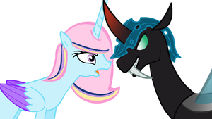 I will NOT go down without a fight! by shadowrosa6