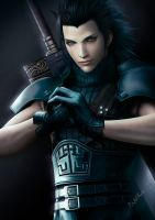 Zack Fair by thanomluk
