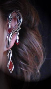 Passion Ear Wrap by Alchemy Gothic by nemesisnow23