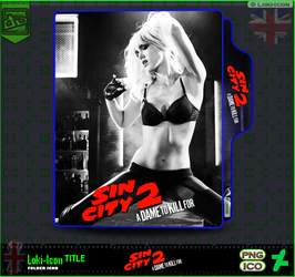 Sin City A Dame To Kill For (2014)2 by Loki-Icon