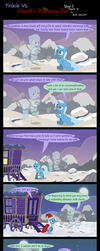 Trixie Vs. Hearth's Warming Eve: Year 6 (Part 3) by Evil-DeC0Y