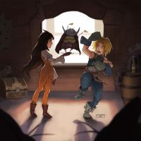 Final Fantasy 9 by Presteasy
