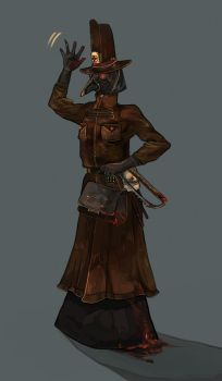 Steampunk doctore by emilikarm