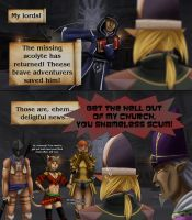 FF11 - Inappropriate clothing by Roksik