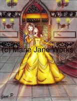 100TC 55. Beauty And The Beast by MarieJaneWorks