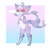 Furry adopt [Open] by indira0002