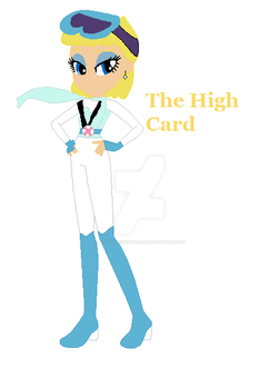 Pulp Friction The High Card by Lydiathecrystalgem